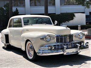 1947 LINCOLN CONTINENTAL SERIES 76H