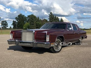 1979 Lincoln Continental Signature Series