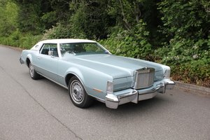 1974 Lincoln Continental MK 4 For Sale by Auction