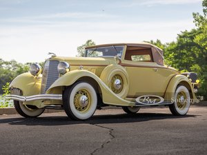 1934 Lincoln KA Convertible Roadster by Dietrich