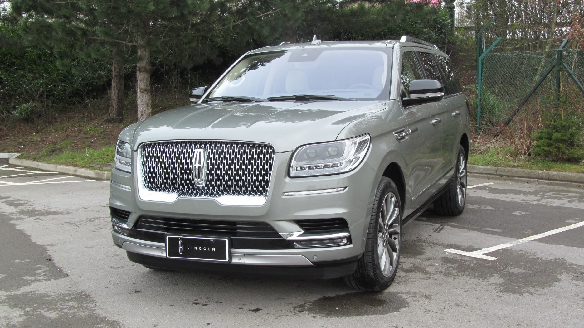 2019 Lincoln Navigator reserve 3.5L V6 Twin Turbo 4x4 For Sale (picture 1 of 6)