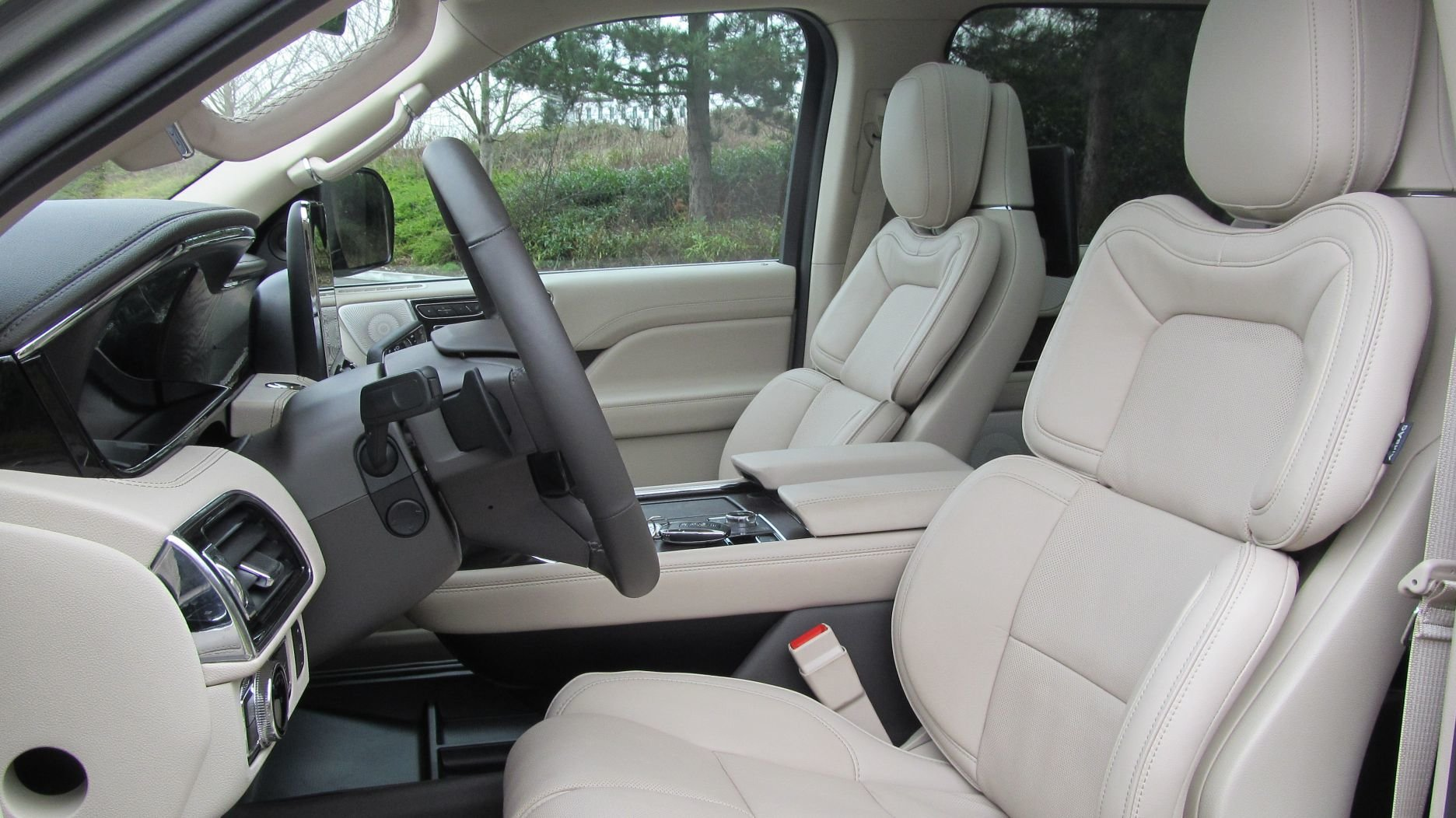2019 Lincoln Navigator reserve 3.5L V6 Twin Turbo 4x4 For Sale (picture 4 of 6)