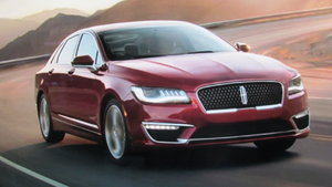 New 2019 Lincoln MKZ HYBRID Reserve 2.0L