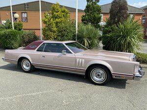 Picture of 1977 Lincoln continental mark v exclusive