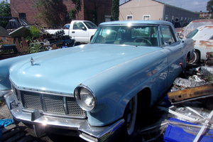 1956 Lincoln Continental Mark II-Coming Soon