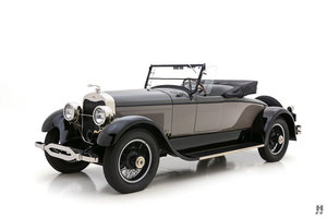 1925 Lincoln Model L Beetle Back Roadster
