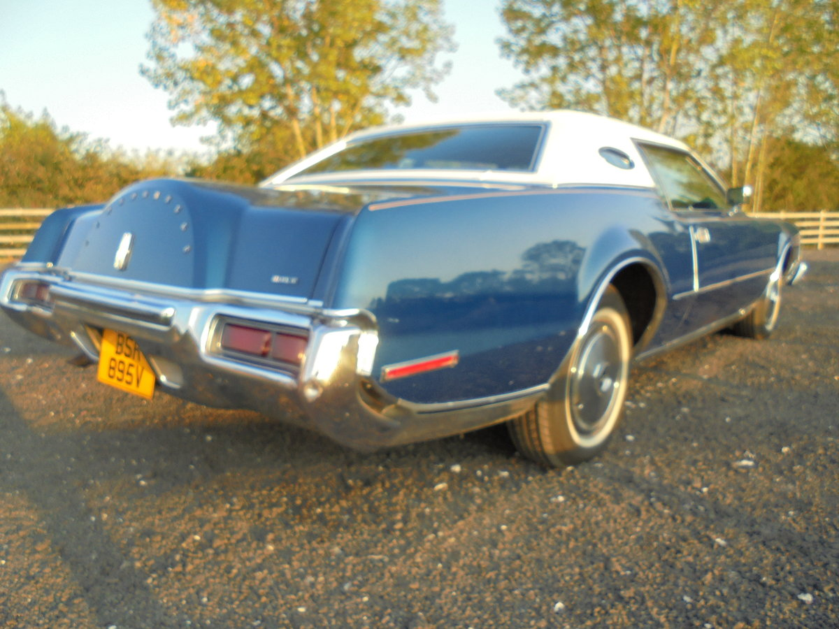 1973 Lincoln Continental 2 door For Sale (picture 2 of 6)