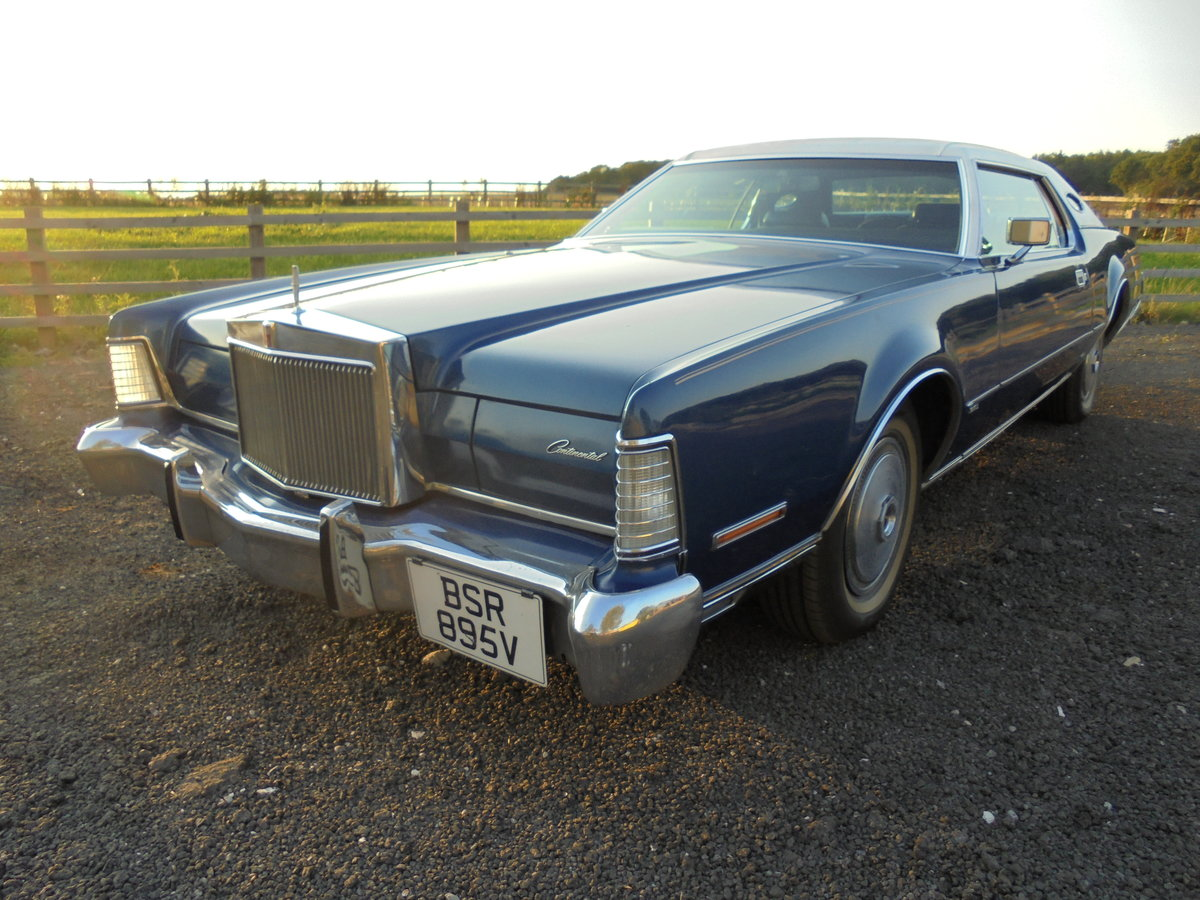 1973 Lincoln Continental 2 door For Sale (picture 6 of 6)