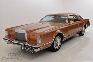 1977 Lincoln Continental 2D Coupe