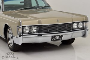 1968 Lincoln Continental Suicide Doors