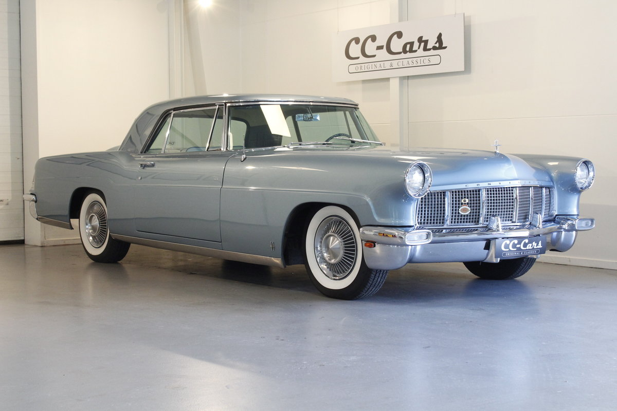 1957 Lincoln Continental MK II For Sale (picture 1 of 6)