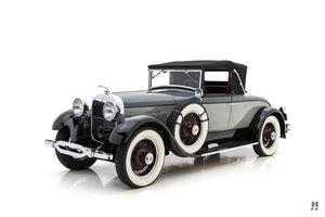 Picture of 1927 Lincoln Model L Dietrich Coupe Roadster For Sale
