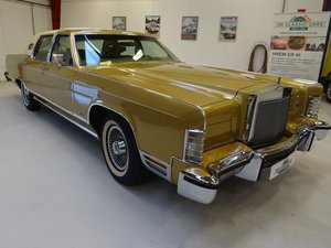 1978 Lincoln Continental Town Car