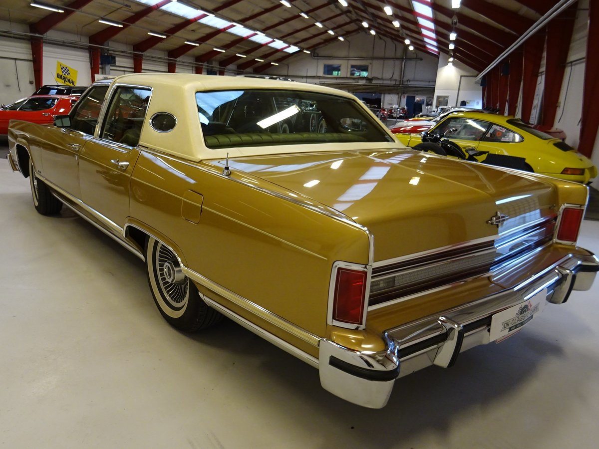 1978 Lincoln Continental Town Car For Sale (picture 4 of 24)