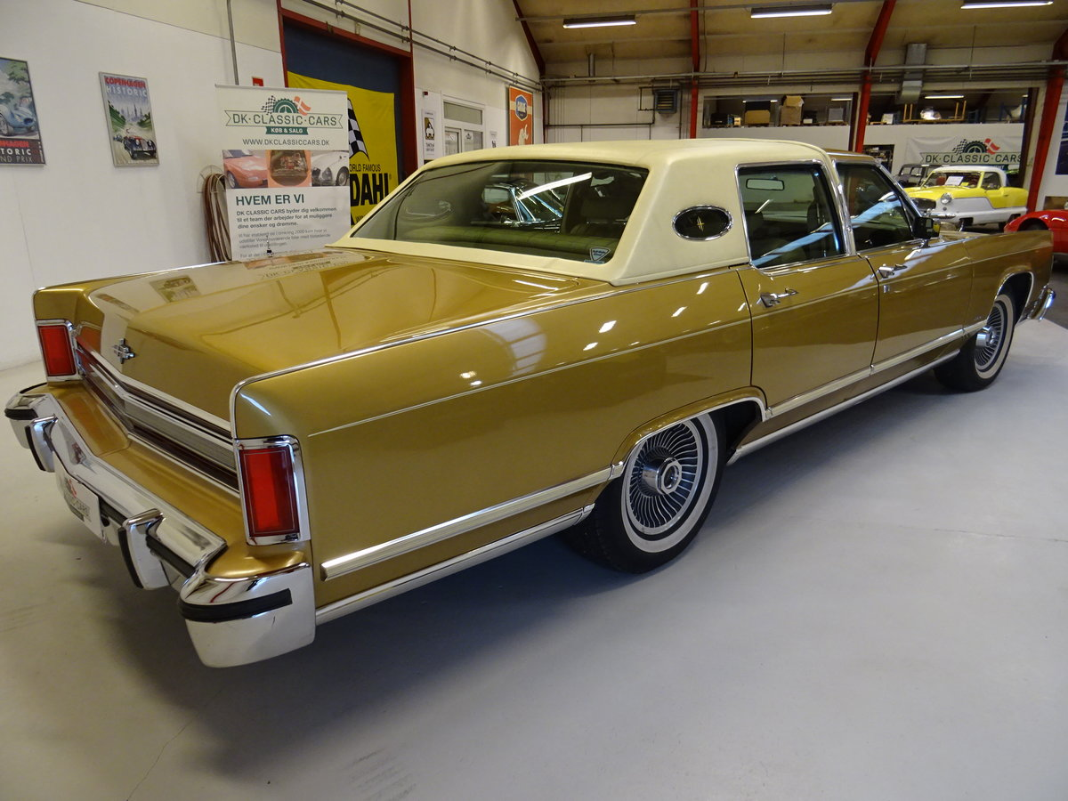 1978 Lincoln Continental Town Car For Sale (picture 6 of 24)