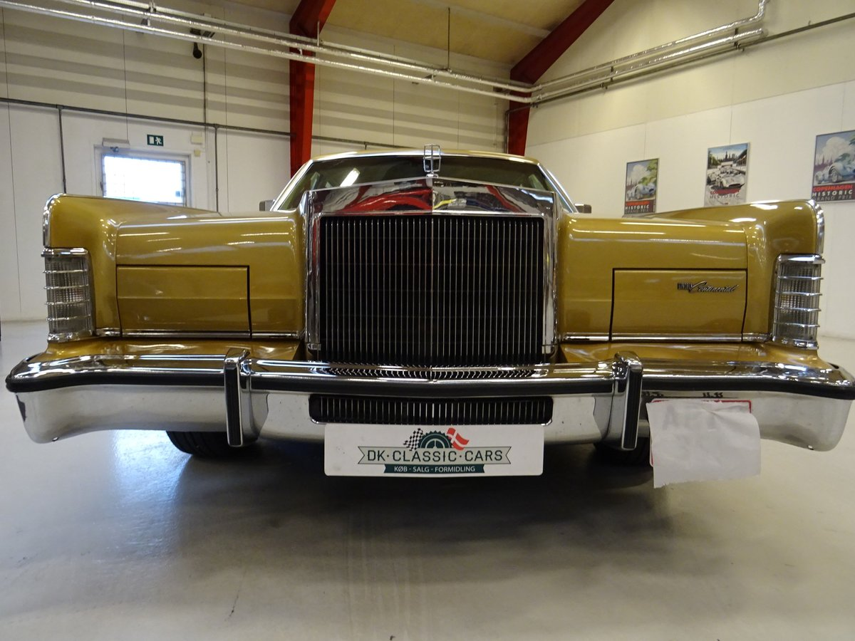 1978 Lincoln Continental Town Car For Sale (picture 7 of 24)