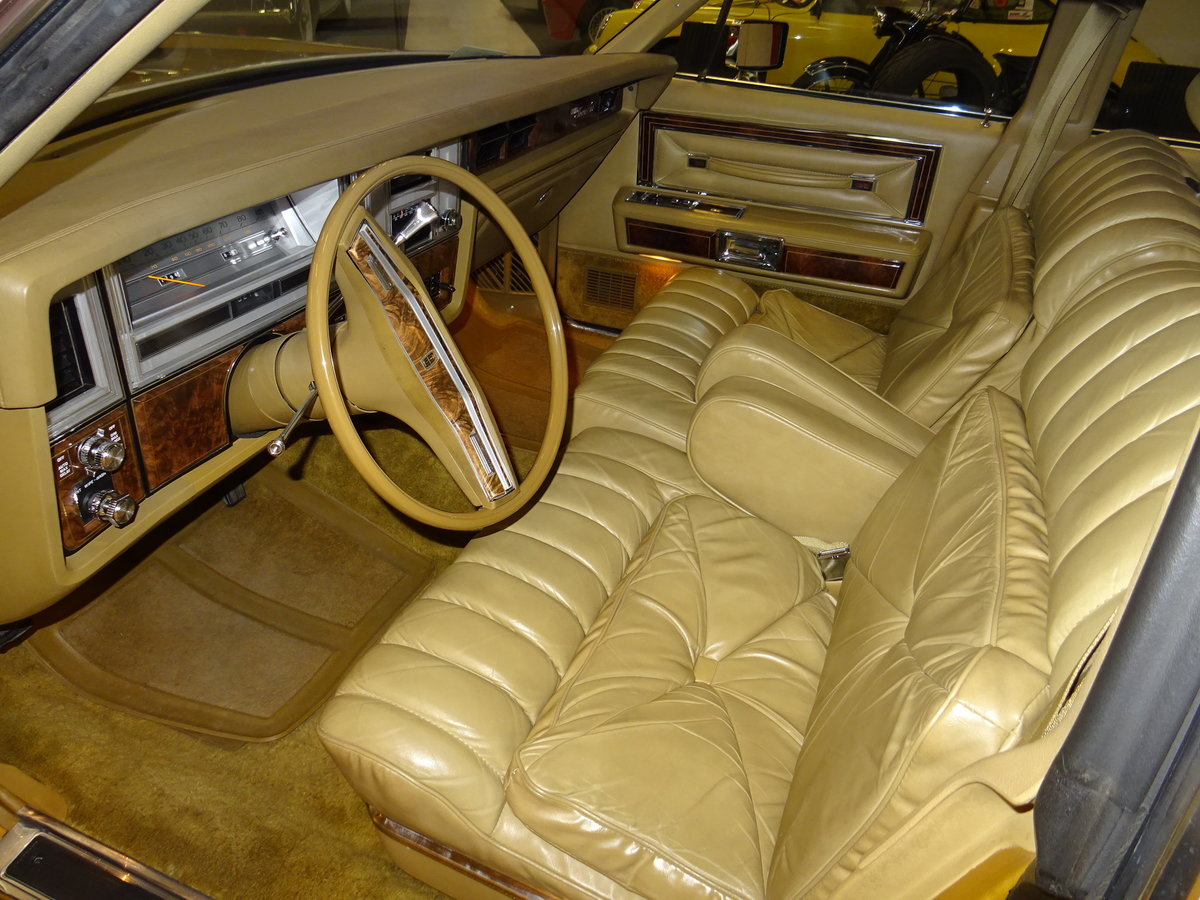 1978 Lincoln Continental Town Car For Sale (picture 11 of 24)