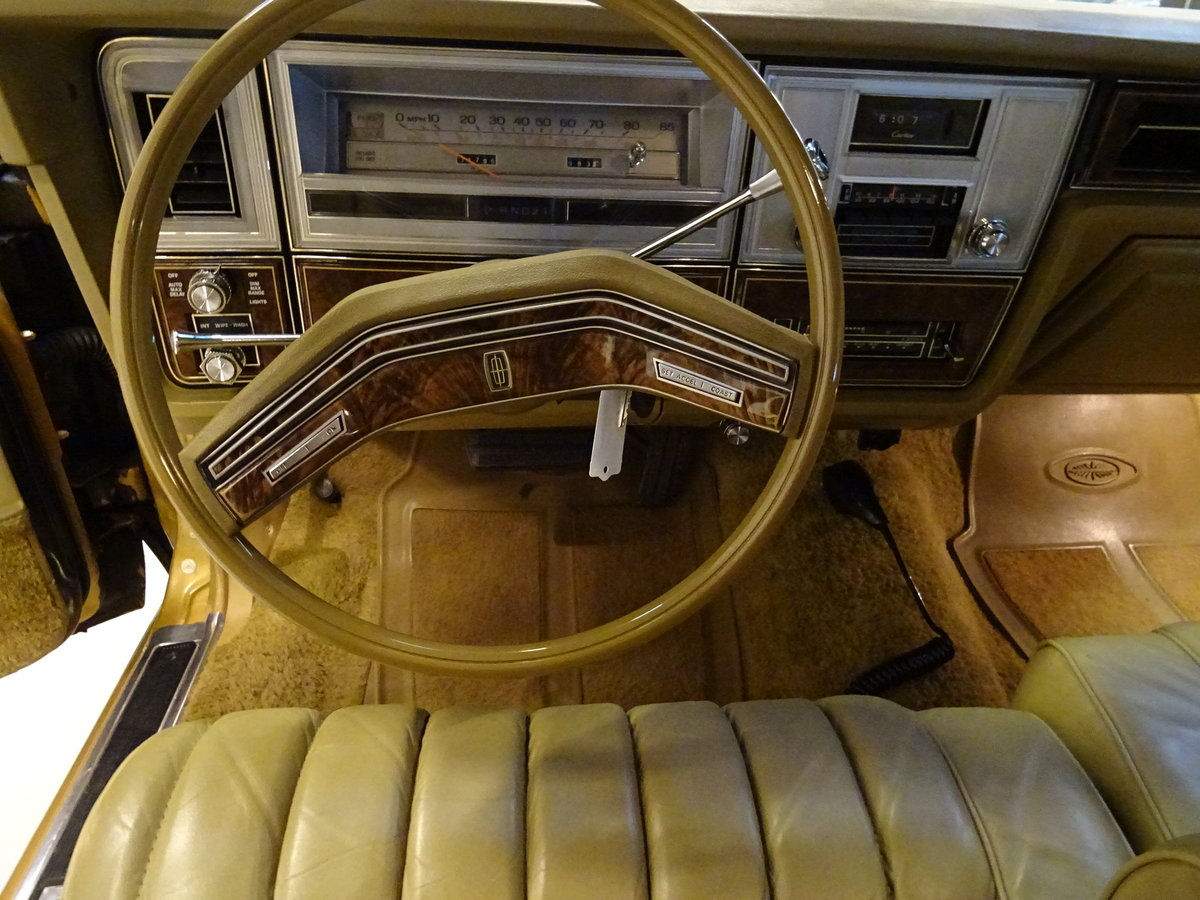 1978 Lincoln Continental Town Car For Sale (picture 12 of 24)