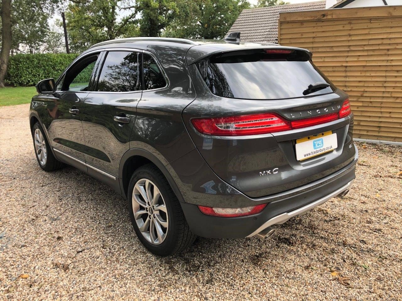 2020 70-plate Lincoln MKC Reserve 2.0L EcoBoost 2018MY For Sale (picture 2 of 6)