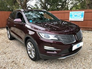 70-plate Lincoln MKC Reserve 2.0L EcoBoost 2018MY