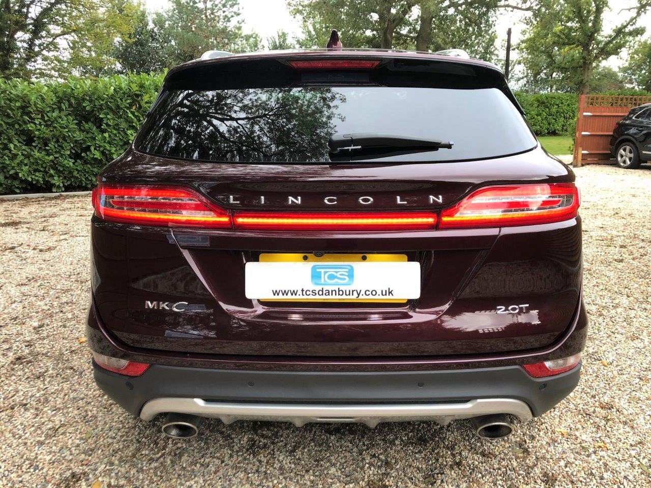 2020 70-plate Lincoln MKC Reserve 2.0L EcoBoost 2018MY For Sale (picture 5 of 6)