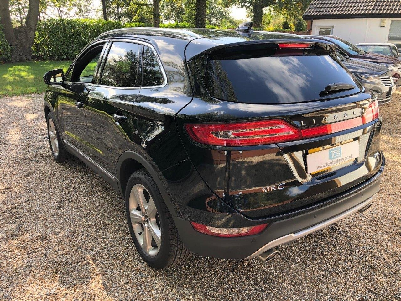 2019 69-plate Lincoln MKC Premier 2.0L EcoBoost 2017MY For Sale (picture 2 of 6)