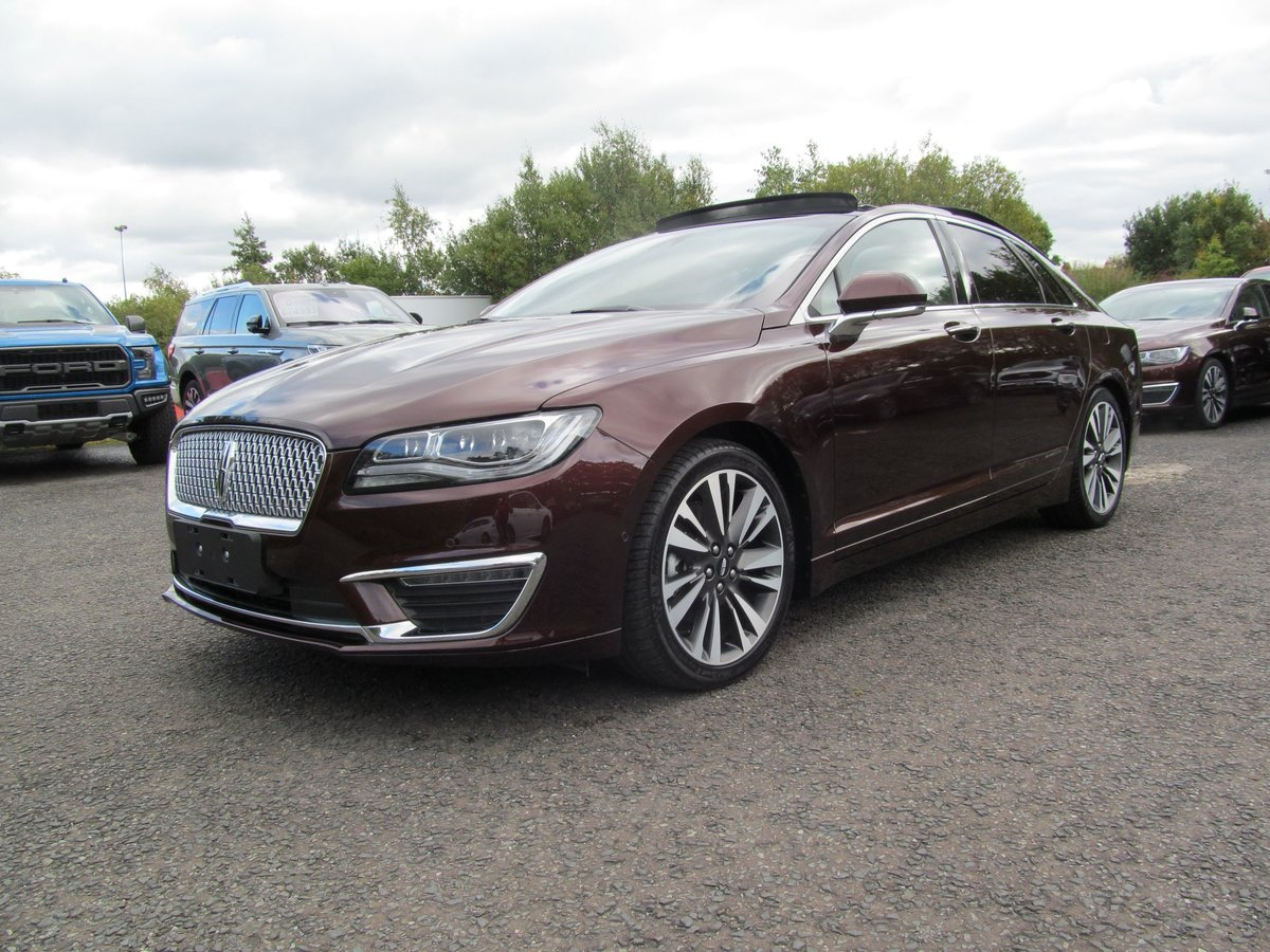 New 2019 Lincoln MKZ HYBRID Reserve 2.0L For Sale (picture 1 of 6)