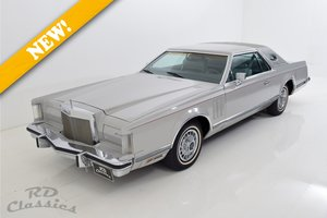1979 Lincoln Continental 2D Hardtop Coupe