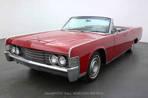 Picture of 1965 Lincoln Continental Convertible