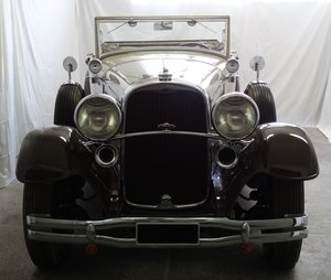 Picture of 1931 Lincoln Model K Convertible Coupe by LeBaron For Sale