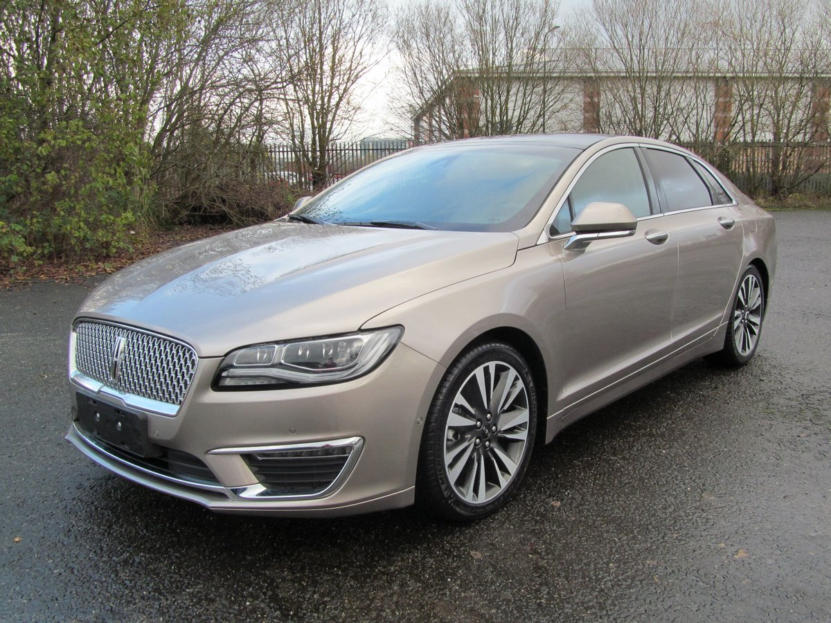 2019 Lincoln MKZ Reserve 2.0L HYBRID, Petrol/Electric For Sale (picture 1 of 12)