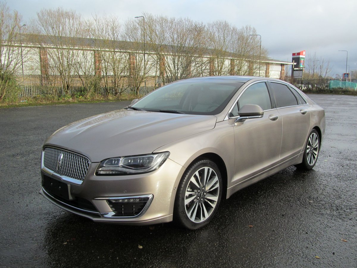 2019 Lincoln MKZ Reserve 2.0L HYBRID Petrol/Electric For Sale (picture 1 of 12)