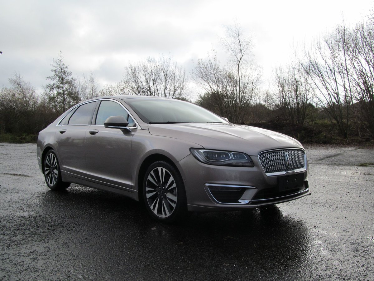 2019 Lincoln MKZ Reserve 2.0L HYBRID Petrol/Electric For Sale (picture 2 of 12)