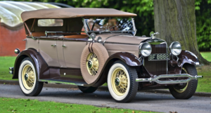 Picture of 1930 Lincoln Model L Type 176B Dual Cowl Sports Phaeton For Sale