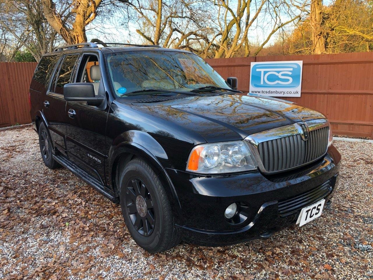 2004 Lincoln Navigator 4x4 SUV 7-Seater 5.4i V8 +LPG Conversion For Sale (picture 1 of 12)