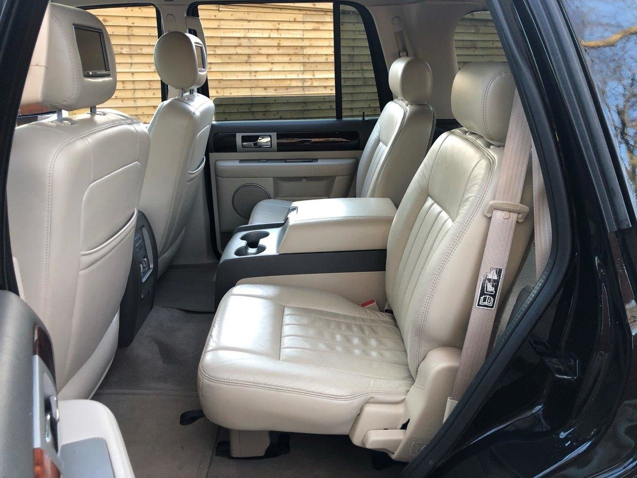 2004 Lincoln Navigator 4x4 SUV 7-Seater 5.4i V8 +LPG Conversion For Sale (picture 8 of 12)