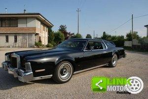 Picture of LINCOLN CONTINENTAL MARK IV 1974 con parti meccaniche perfe For Sale
