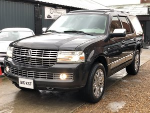 Lincoln navigator luxury 5.4 v8 lhd
