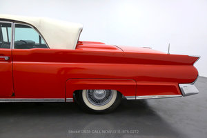 Picture of 1958 Lincoln Continental Mark III Convertible For Sale