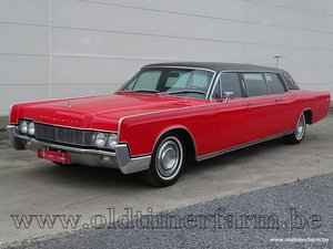 Picture of 1968 Lincoln Continental Lehmann - Peterson Limousine '68 For Sale