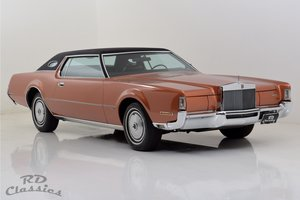 Picture of 1972 Lincoln Continental For Sale