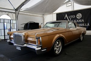 Picture of 1971 Lincoln Continental 2d Coupe MK III For Sale