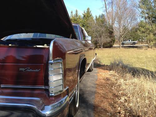 1977 Lincoln Town Coupe For Sale (picture 3 of 6)