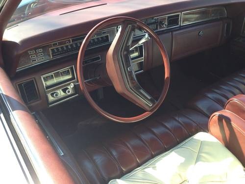 1977 Lincoln Town Coupe For Sale (picture 4 of 6)