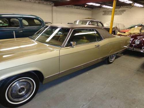 1970 Lincoln Continental 2DR HT For Sale (picture 2 of 6)