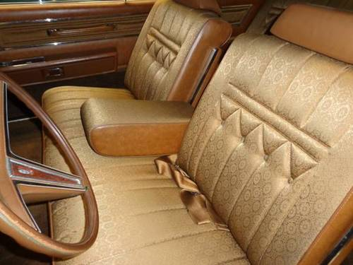 1970 Lincoln Continental 2DR HT For Sale (picture 4 of 6)