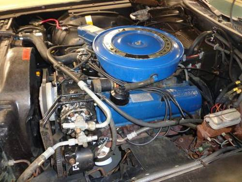 1970 Lincoln Continental 2DR HT For Sale (picture 6 of 6)