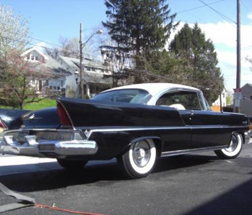 1957 Lincoln Premier 2DR HT For Sale (picture 1 of 1)