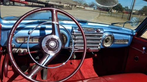 1948 Lincoln Continental Convertible For Sale (picture 5 of 6)