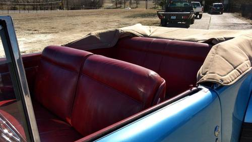 1948 Lincoln Continental Convertible For Sale (picture 6 of 6)